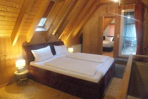 Rheinufer Lodge / Altes Fischerhaus  am Rhein