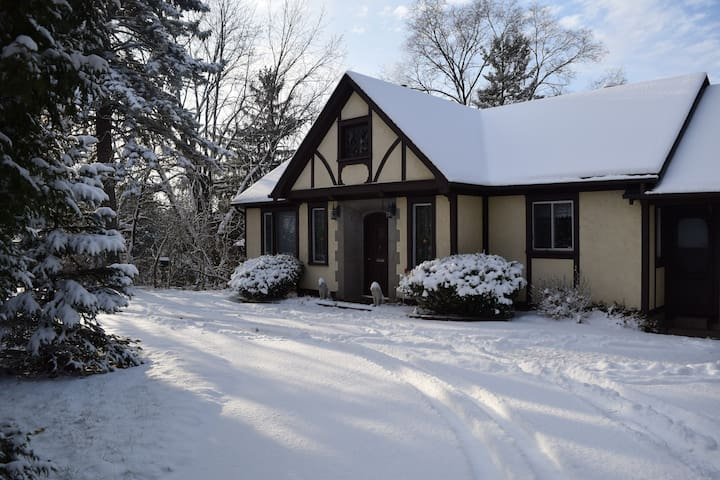 Private Setting in Old Britannia Heights. Queen A - Ottawa - Bed & Breakfast