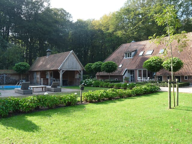 Paradise for outdoor activities, central Holland - Hulshorst - House
