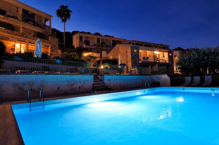 Appartement n°42 dans résidence avec piscine