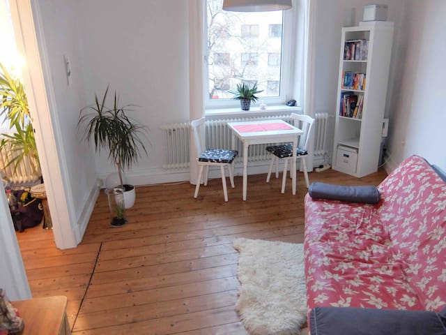 Cozy Bedroom in the heart of the city :)