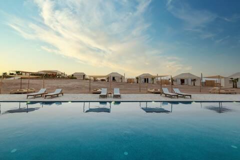 Tente Lodge - Désert Luxury Expérience