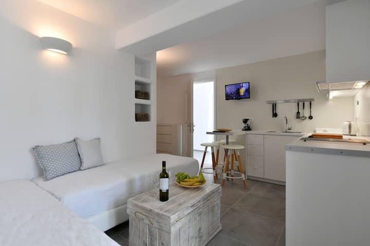 Efi studios , one bedroom apartment (2-4 people)