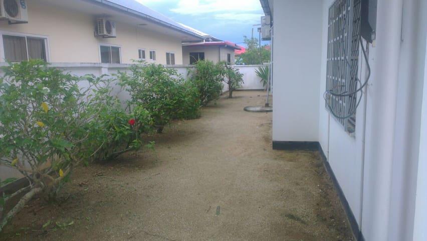 Luxe vakantiewoning in Paramaribo - Paramaribo - Haus