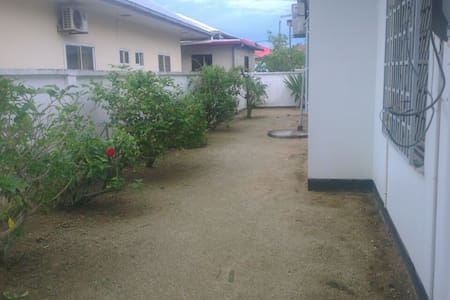 Luxe vakantiewoning in Paramaribo - Paramaribo - House