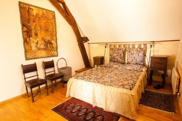 Swan Bedroom #3