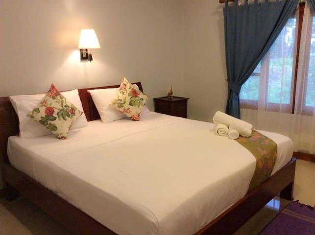 Lanta Wanida Resort - Superior Room - Amphoe Ko Lanta - Nature lodge