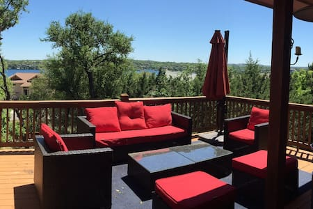 La Posada at Beautiful Lake Travis - Lago Vista - Haus