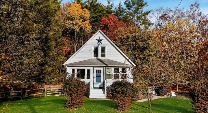 Charming Cottage for All Seasons