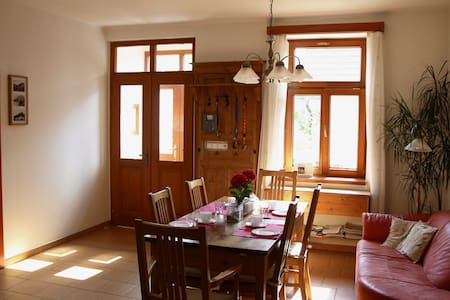 Two rooms in traditional renovated village house - Všejany