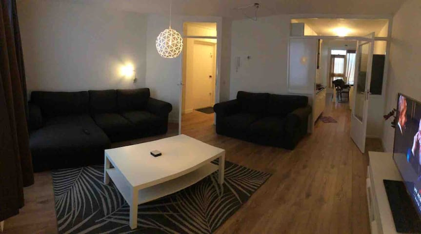 Large apartment close to Amsterdam center and Ajax