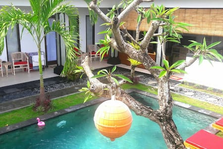 SURF LODGE CANGGU(room and surf) - denpasar - Dorm