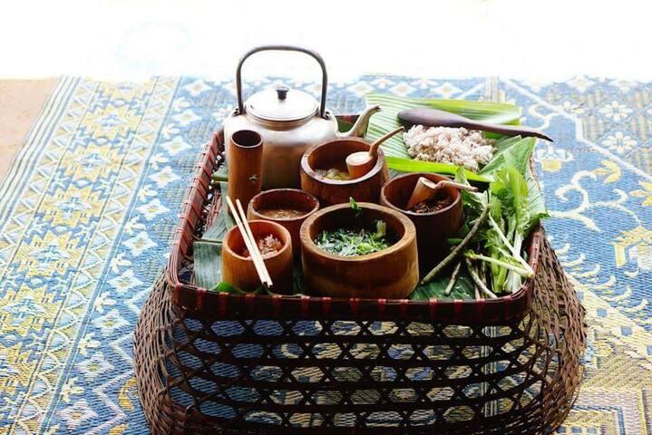 Akha Mudhouse Maesalong - TH - Casa na Terra