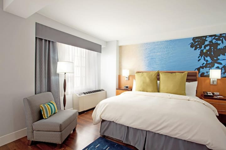 Delightful Room Standard At Downtown
