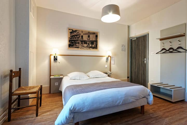 Hotel du Commerce Chambre Single