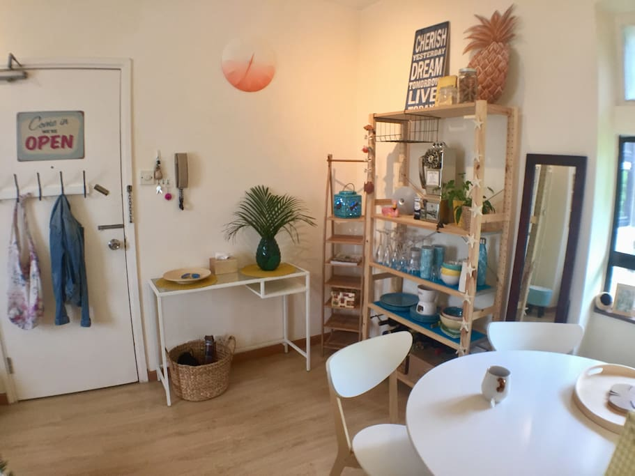 livingroom : luminous ! :-)