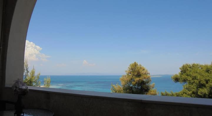 "the absolute view ""Agistri Island dream""apartments"