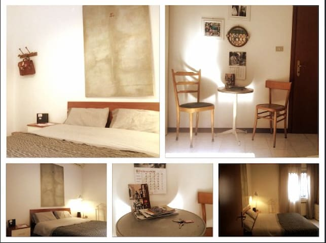 Confort Cozy room central station - Bologna - Apartmen