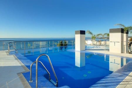 Newly built 155 m2 apartment Cosmo Beach, Estepona - Estepona