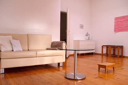 Absolutely quiet, central apartment