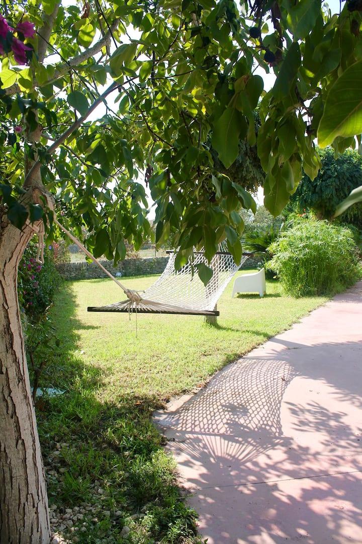 Villa VITTORIA: nuota, mangia, rilassati