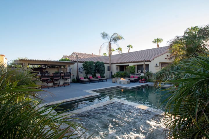 Modern Hacienda of La Quinta - Monthly Rental