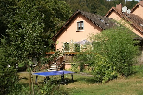 Spacious gîte for 6 persons in Hanviller, Mosel