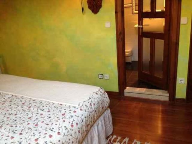 Hotel Peñalba - Economy Double Room ( Basic)