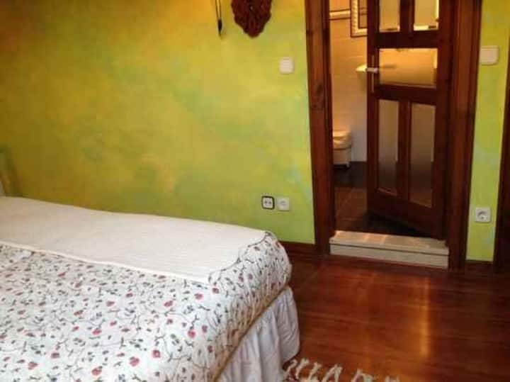 Hotel Peñalba - Economy Double Room ( Basic)