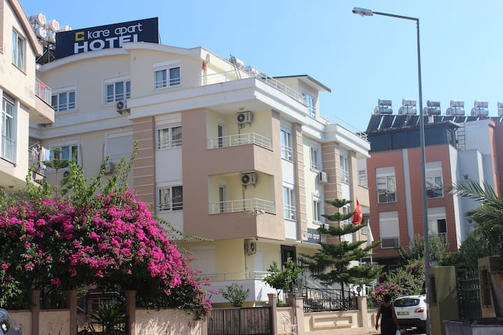 BİG HOUSE  WİTH DOUBLE TERRACE