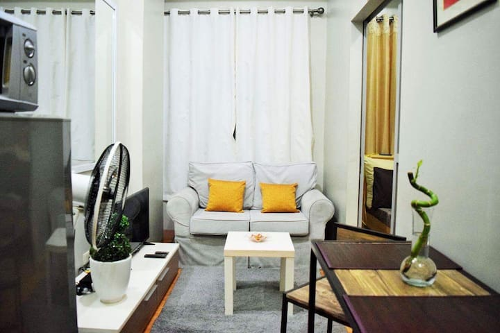 Cozy 1-bedroom condo unit - Marikina City  - Condominium