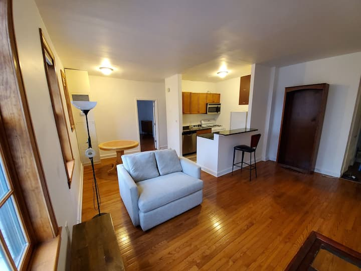 Capitol Hill - Union Station Apartment