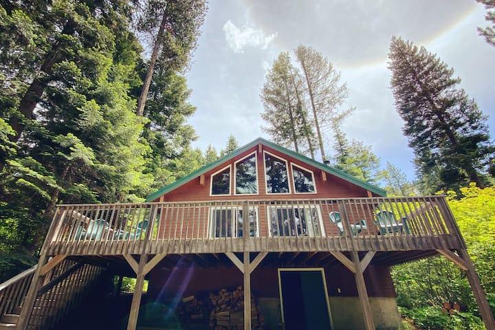 Perfect Mountain Cabin, Leavenworth, Wa