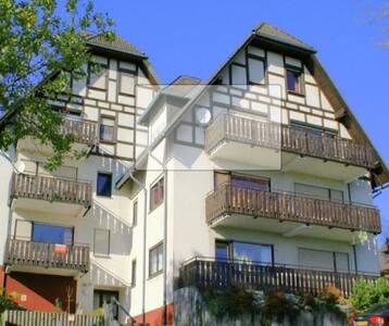 Ferienwohnung mit Balkon Winterberg-Neuastenberg - Winterberg