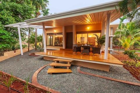 Green Grove - 2BR Villa in Nashik