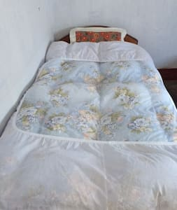 Prasad Guest House (Room002 No Ac) FREE WiFi 24Hrs - Gaya - Byt