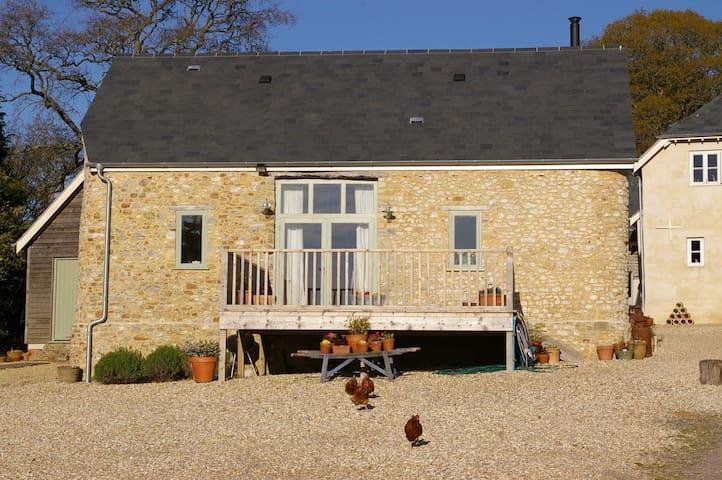 Millhouse at Wyke Farm