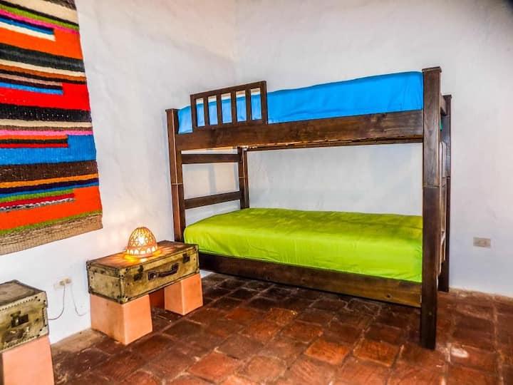 Dormitorio en Barichara II