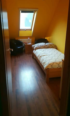Comfortable private room (downtown) - Zalaegerszeg - Apartamento
