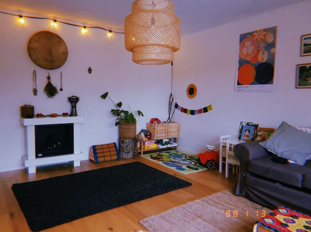 Cozy apartment in west of Stockholm