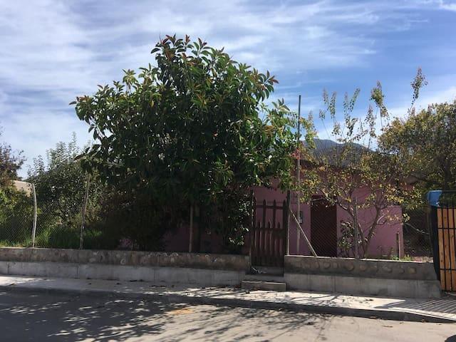 Casa de campo Valle de Elqui, fiestas patrias