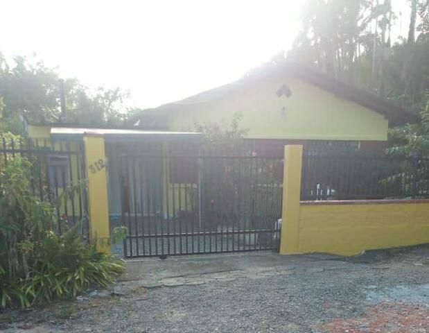Casa de temporada Joinville