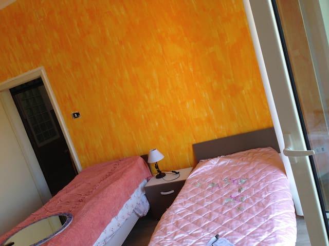 appartamento appena ristrutturato in centro città - Ascoli Piceno - Apartamento