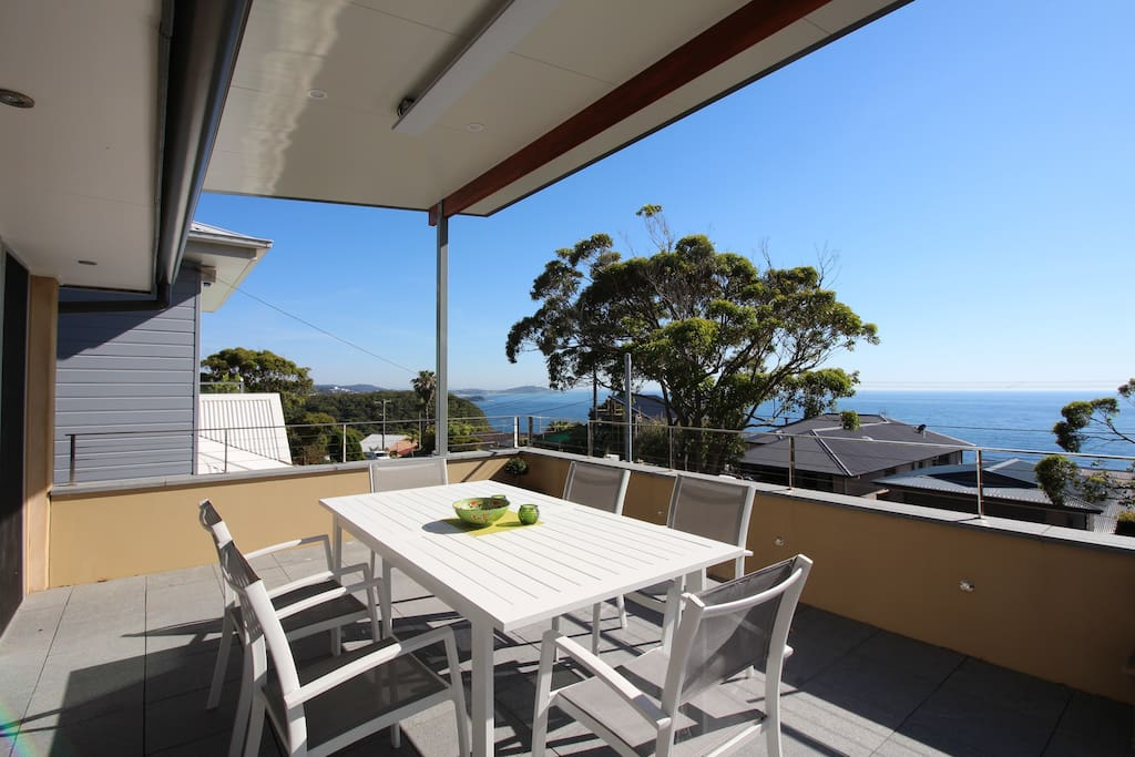 Copacabana Stunning Position With Swimming Pool Houses For Rent In Copacabana New South