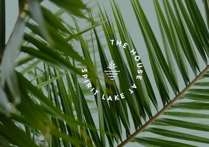 Enjoy the House at Spirit Lake