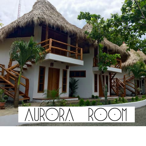 CASITAS PACIFIC | AURORA ROOM IN PLAYA GUASACATE