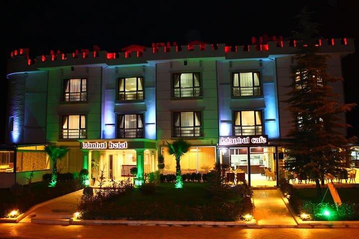 the hotel sapanca