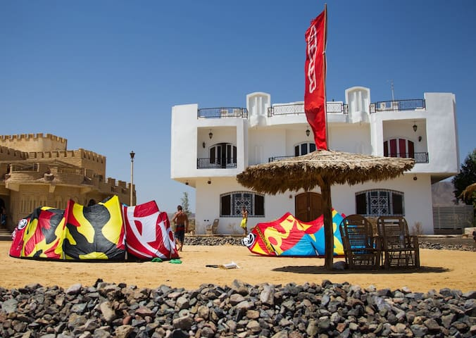The Kite Villa - Safaga - Bed & Breakfast