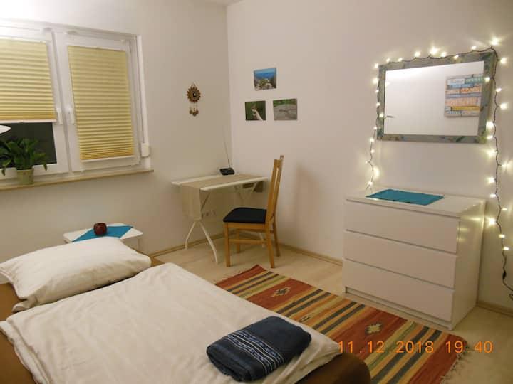 Gemütliches Zimmer in Lehnitz/Oranienburg