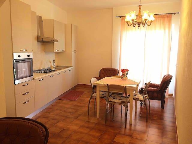 Intero appartamento spazioso e  confortevole